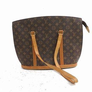 Auth Louis Vuitton Babylone Tote Bag #1247L15